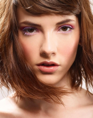 The LA fashion Magazine Beauty Story