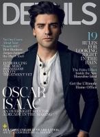 Oscar Isaac Details magazine Cover
